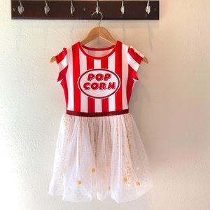 Other - Girl's' Popcorn Girl Costume